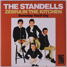 """STANDELLS: Zebra In The Kitchen / Someday You'll Cry 45 (PS, """"black friday 2013"""