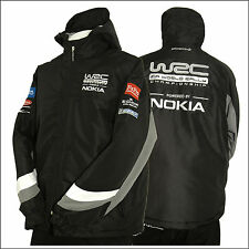 NEW OFFICIAL WORLD RALLY CHAMPIONSHIP WRC HEAVY WEIGHT COAT JACKET #2 S M L XL