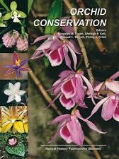 Orchid conservation.