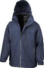Result Men Outerwear Winter Coat Waterproof Arctic Peninsula Hi-Tech 4In1 Jacket