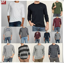 NWT Abercrombie & Fitch By Hollister Men's Tee AF new A&F HCO S/M/L/XL/XXL