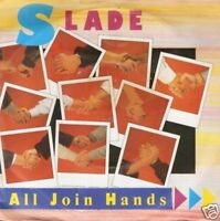 """SLADE all join hands 7"""" PS EX/EX"""