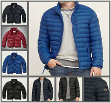 2015 NWT Abercrombie&Fitch ALL-SEASON LIGHTWEIGHT DOWN JACKET !!