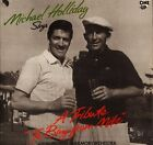 MICHAEL HOLLIDAY sings a tribute to bing from mike OU 2205 LP PS EX/EX uk one up