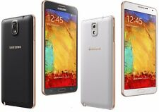 Samsung Galaxy NOTE 3 III N900T 32GB Tmobile UNLOCKED SMARTPHONE 4G BLACK WHITE