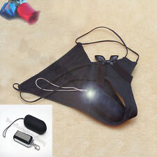 !AMAZING! VIBRATING PANTIES BLACK (Wireless Vibrator 4 Meters Range Approx..)