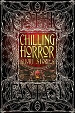 Chilling Horror Short Stories by Flame Tree Publishing (Hardback, 2015)