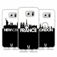 HEAD CASE DESIGNS SKYLINE S3 SOFT GEL CASE FOR SAMSUNG PHONES 1