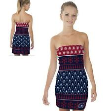 Robert Morris University Colonials Womens Tube Dress Christmas Party  Design