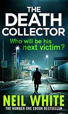 The Death Collector, White, Neil, Very Good condition, Book