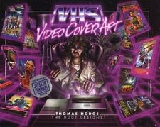 VHS: Video Cover Art: 1980s to Early 1990s by Thomas Hodge (Hardback, 2015)