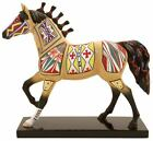 TRAIL OF PAINTED PONIES - Cheyenne Painted Rawhide - Horse Figurine - 2E / 6001