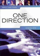 Really Easy Piano: One Direction by Music Sales Ltd (Paperback, 2013)