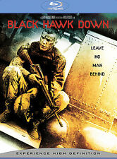 Black Hawk Down (Blu-ray Disc, 2006), NEW