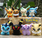 Pokemon Plush Toy Eevee Figures Nintendo Game Character Stuffed Animal Doll NWT