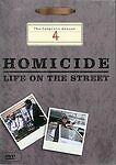 Homicide: Life on the Street: The Complete Fourth Season 4 Four New 6-Disc DVD