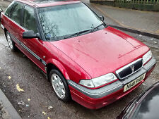 1995 Rover 200 214 1.4 Sli CAQ nightfire red breaking PASSENGER SUN VISOR