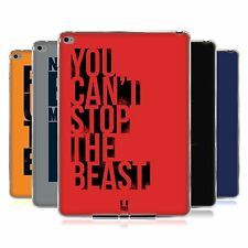 HEAD CASE DESIGNS POWER STATEMENT SOFT GEL CASE FOR APPLE SAMSUNG TABLETS