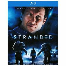 Stranded (Blu-ray Disc, 2013) Christian Slater Factory Sealed
