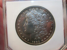 BETTER DATE 1894 MORGAN SILVER DOLLAR PROOF CONDITION VERY NICE
