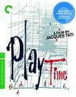 Playtime (Blu-ray Disc, 2009, Criterion Collection) OOP! Mint!