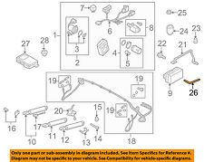 AUDI OEM 10-13 S5 Motor-Convertible/soft Top-Emergency Handle 8F0875705