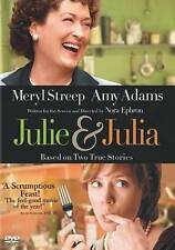 JULIE & JULIA - Amy Adams, Meryl Streep - DVD