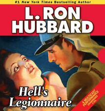 Hell's Legionnaire By L. Ron Hubbard - Audio Book On 2 CDs