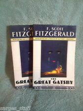 -  TWO BOOKS!!   The Great Gatsby