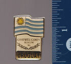 URUGUAY 1986 Moscow Goodwill Games FLAG LAPEL HAT PIN
