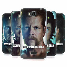 OFFICIAL AMC THE WALKING DEAD CHARACTERS HARD BACK CASE FOR HUAWEI PHONES 2