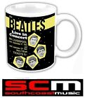OFFICIAL LICENSED THE BEATLES LIVE IN CONCERT 1962 BOXED COFFEE MUG CUP DRINK