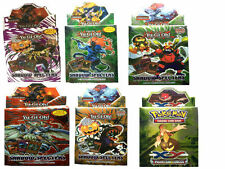 YuGiOh! & Pokemon Card SET OF 25 Cards Trading Card Game 1st Edition For Kids