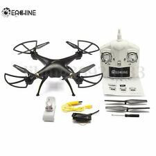KID TOY Eachine E30w WIFI Camera FPV 2.4G 6 Axis 4CH RC Quadcopter RTF Headless