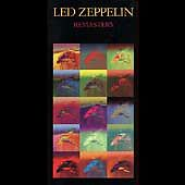 Led Zeppelin Remasters - Box Set - CD March 1992 - 3 Disc Free Shipping