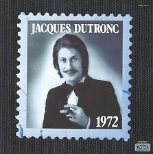 1972 [Digipak] by Jacques Dutronc (CD, Mar-2012, Culture Factory)