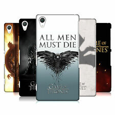 OFFICIAL HBO GAME OF THRONES KEY ART HARD BACK CASE FOR SONY PHONES 2