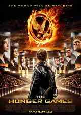 The hunger games film posters-A3 & A4-option 2