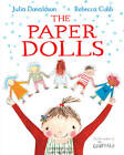 The Paper Dolls BRAND NEW BOOK by Julia Donaldson (Paperback, 2013)