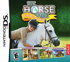My Horse & Me: Riding for Gold (Nintendo DS) Lite DSi xl 2ds 3ds xl