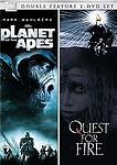 Planet of the Apes (2001)/Quest for Fire (DVD, 2006, 2-Disc Set, Double Feature)