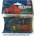 Finding Nemo Logo Silly Bandz Pack of 20 Shaped Rubber Bands