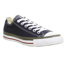 Mens Converse All Star Low NAVY GREY RAND Trainers Shoes