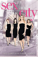 SEX AND THE CITY - COMPLETE FIRST SEASON - DVD Set