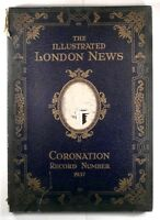 THE ILLUSTRATED LONDON NEWS - KING GEORGE VI - CORONATION RECORD NUMBER 1937