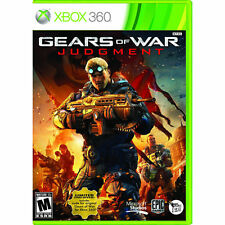 Gears of War: Judgment (Microsoft Xbox 360, 2013)
