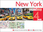 New York Popout Map by Compass Maps (Sheet map, folded,