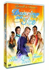 TORVIL AND DEAN'S DANCING ON ICE the Live Tour 2008. (DVD)