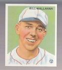 BILL HALLAHAN 1983 REPRINT OF 1933 GOUDEY CARD by RENATA GALASSO #200