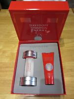 Davidoff Champion Energy 50ml Edt Mens Gift Set Brand New Boxed  FREE P&P